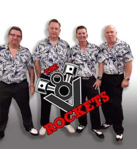 Rock n roll night with the V8 Rockets