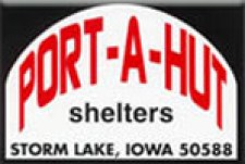 Port A Hut Logo