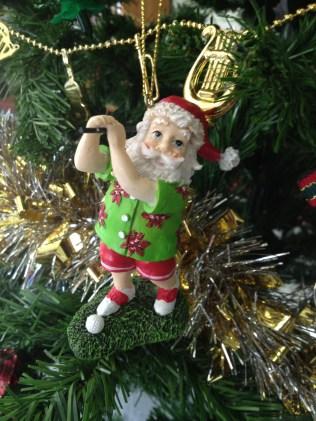 Essential Xmas tree decoration!