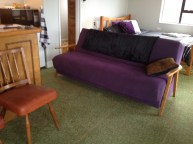 lounge / kitchen / bedroom