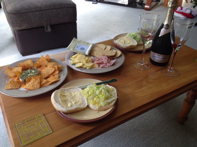 our boxing day 'picnic'!