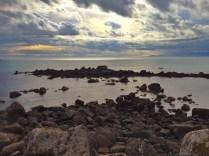 Monkey island beach