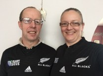 Oct: England lose, we become All Blacks!