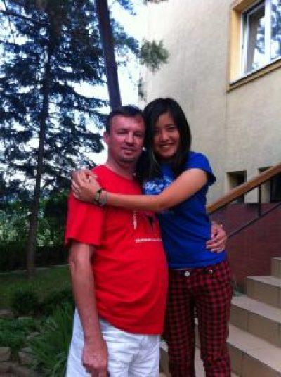 Rozlúčka s Japonkou Eimi