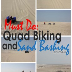 Quad Biking and Sand Bashing