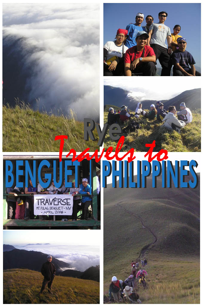 Above The Clouds, An Epic Mountain Climbing Experience | Rye Travels to Benguet, Philippines | www.RyeAndCai.com