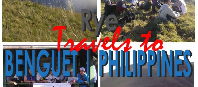 Above The Clouds, An Epic Mountain Climbing Experience | Rye Travels to Benguet, Philippines