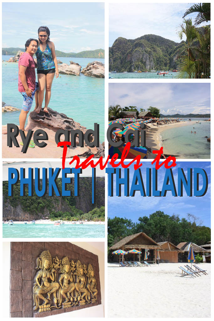 Sun, Sea and Sand, Indeed a Paradise | Rye and Cai Travels to Phuket, Thailand | www.RyeAndCai.com
