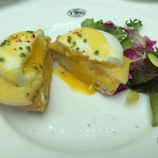TWG - Food - Eggs