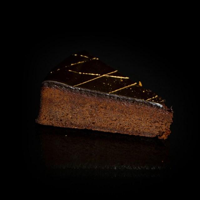 Chocolat Mud Cake Rye & Dough