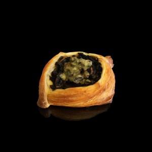 Rye + Dough Mushroom Danish