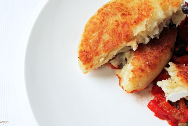 Potatoe Puffs with Cod - ryeandginger.ca