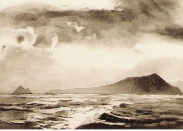 What is etching? Etching and Aquatint by Norman Ackroyd