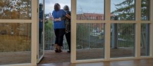 Ryetbo Plejehjems nye boliger har altan