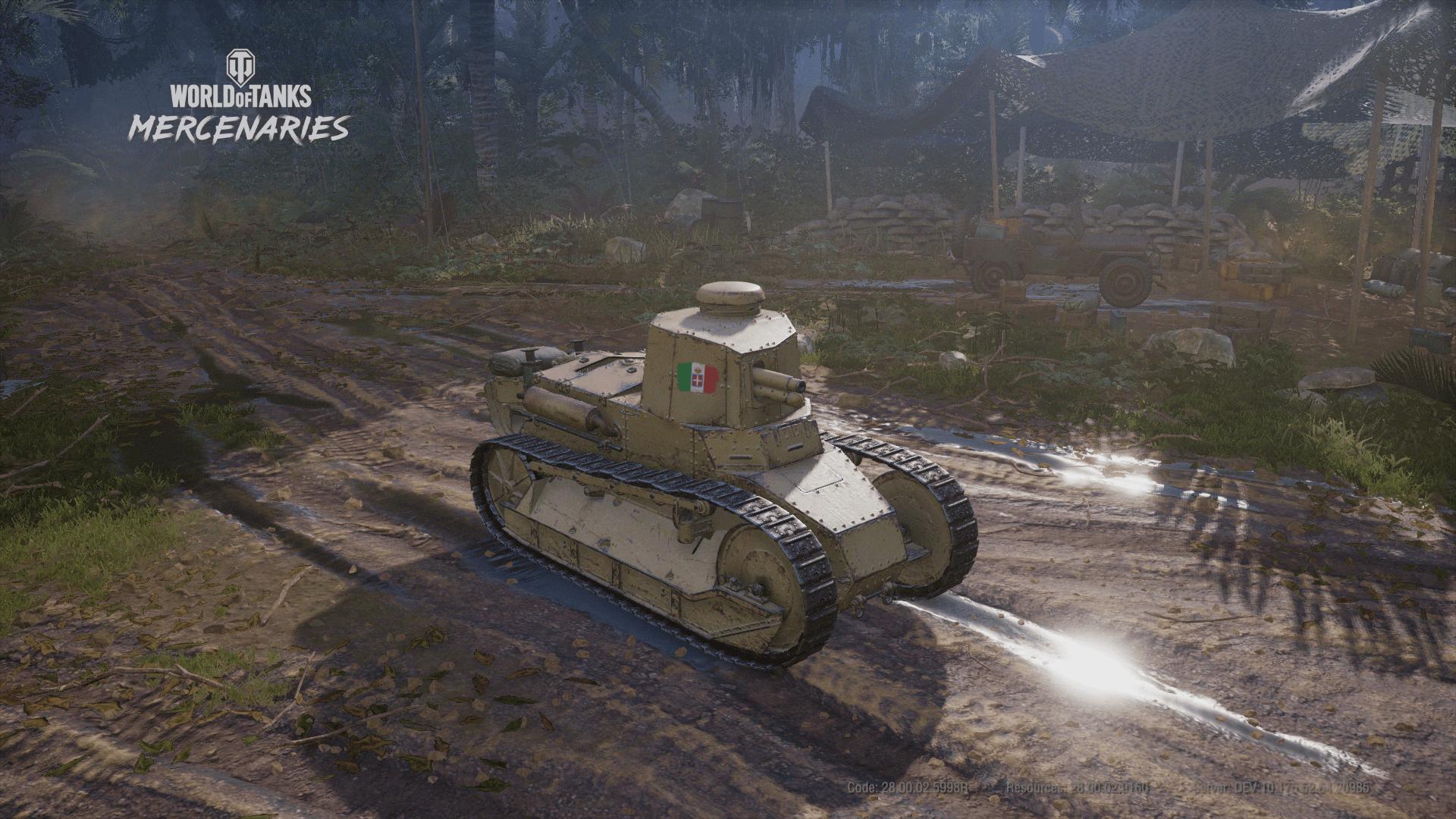 WoT Mercenaries: Italian Tree + Pictures – The Armored Patrol