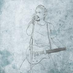 Ryk Ramos en dibujo