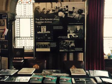Manchester Histories Festival Stall