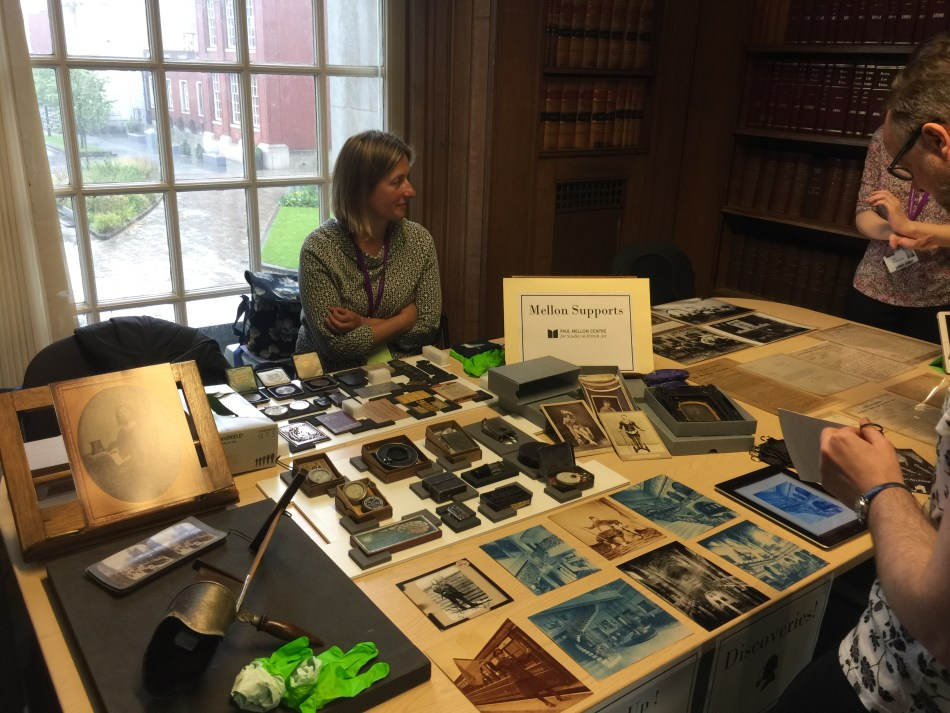 Discovery at the Special Collections Roadshow