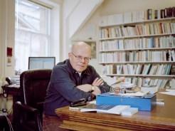 Portrait of Michael Schmidt, from Portrait of a Living Archive. VPH.52.9