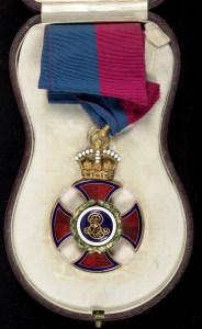 Samuel Alexander's Order of Merit