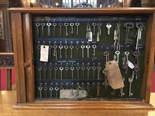 Key cabinet 2