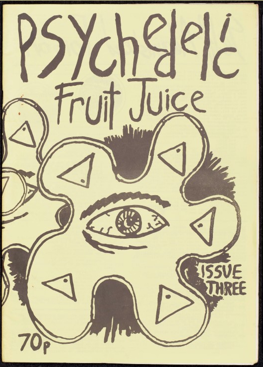 Psychedelic Fruit Juice