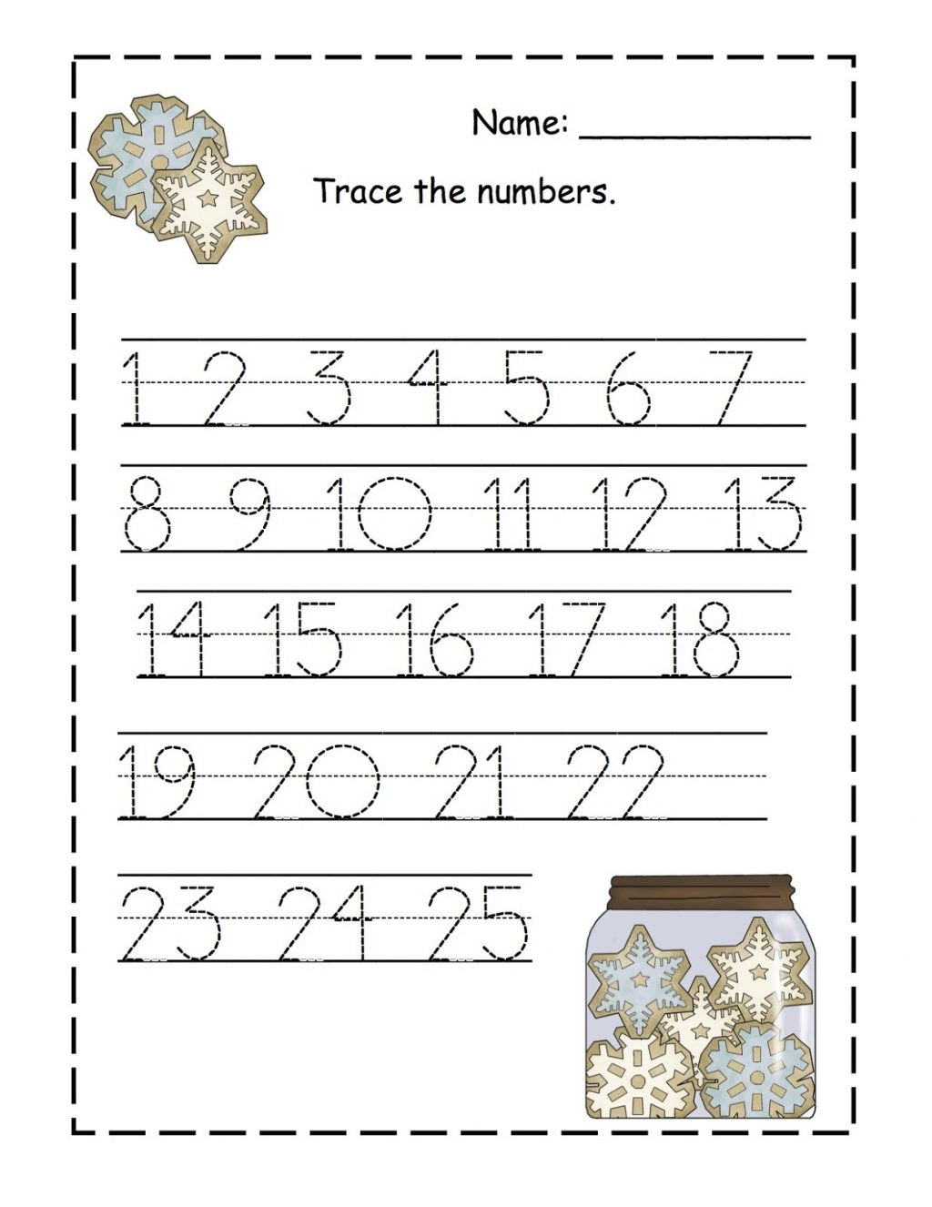 Number 15 Worksheet For Preschool Theme Library