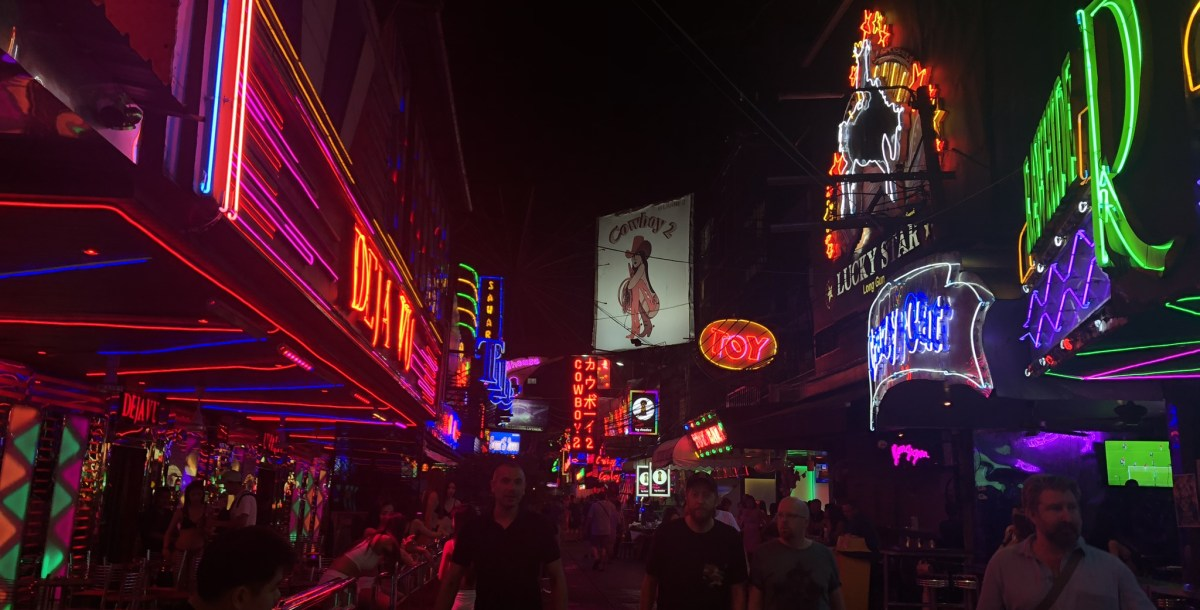Bangkok: Sukhumvit, Soi Cowboy, and More Trouble…