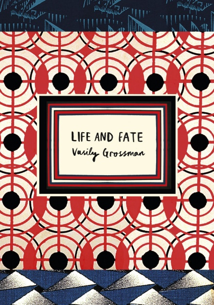 Penguin's new cover of Vasily Grossman's Life and Fate