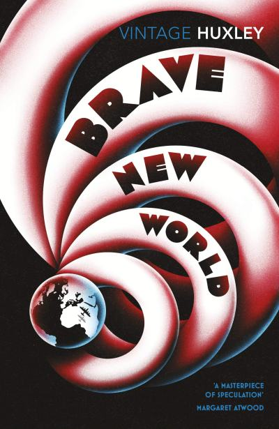 Picture of Brave New World book cover