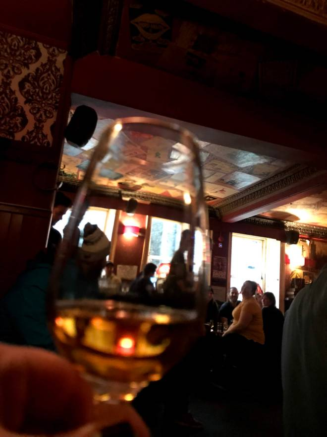 Whisky and Folklore in Edinburgh