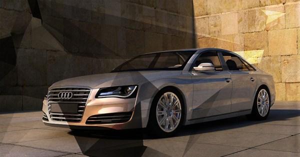 części do Audi A6