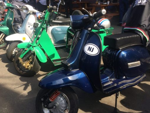 Spring Scoot 2016