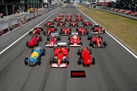 Formula One Australian Grand Prix Details