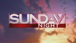 Sunday Night August 2