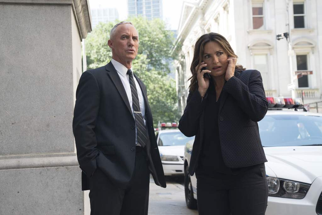 Law and Order: SVU returns