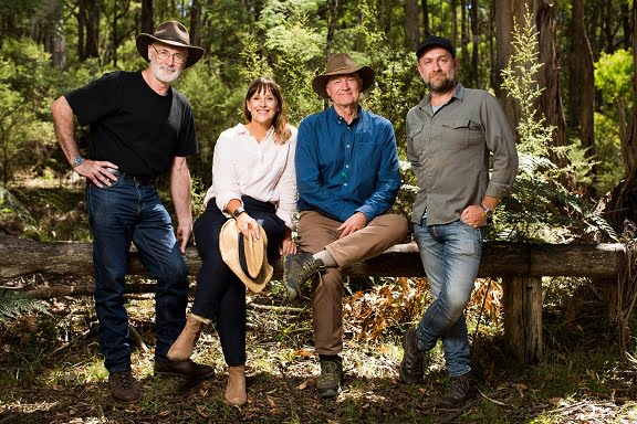 Foxtel discovers The Real Bushrangers in Lawless
