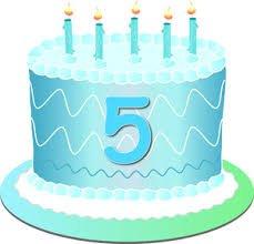 Happy 5th Birthday Ryno's TV