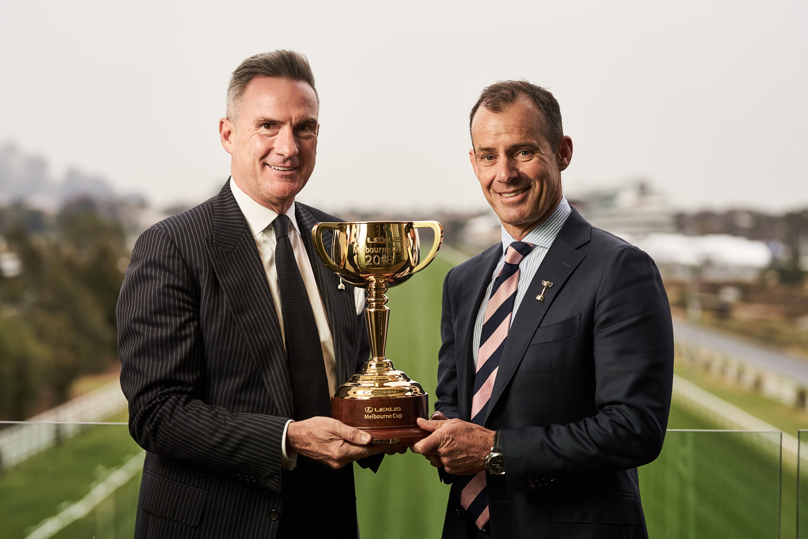 Ten to Air Melbourne Cup from 2019