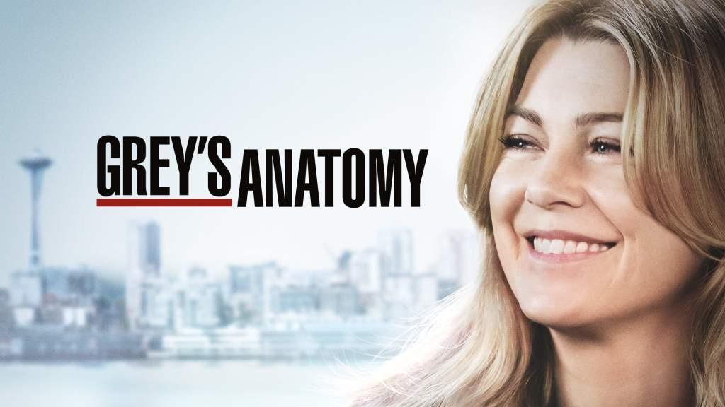 Grey's Anatomy returns next week