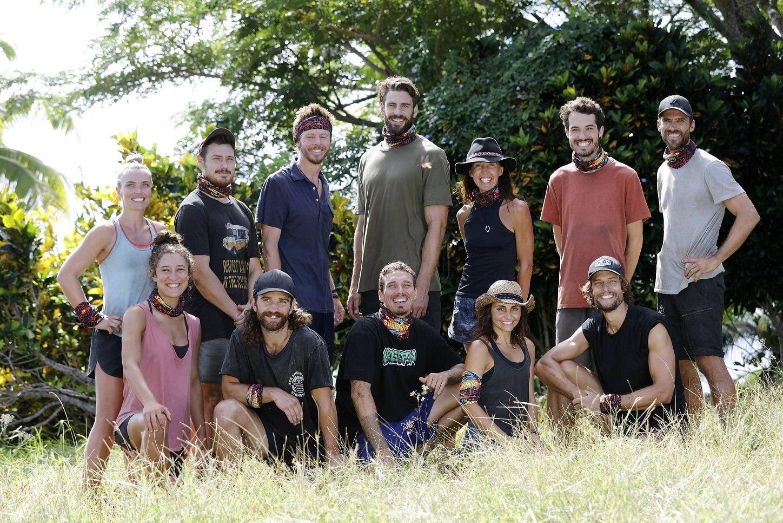 The Survivor game begins as Tribes merge