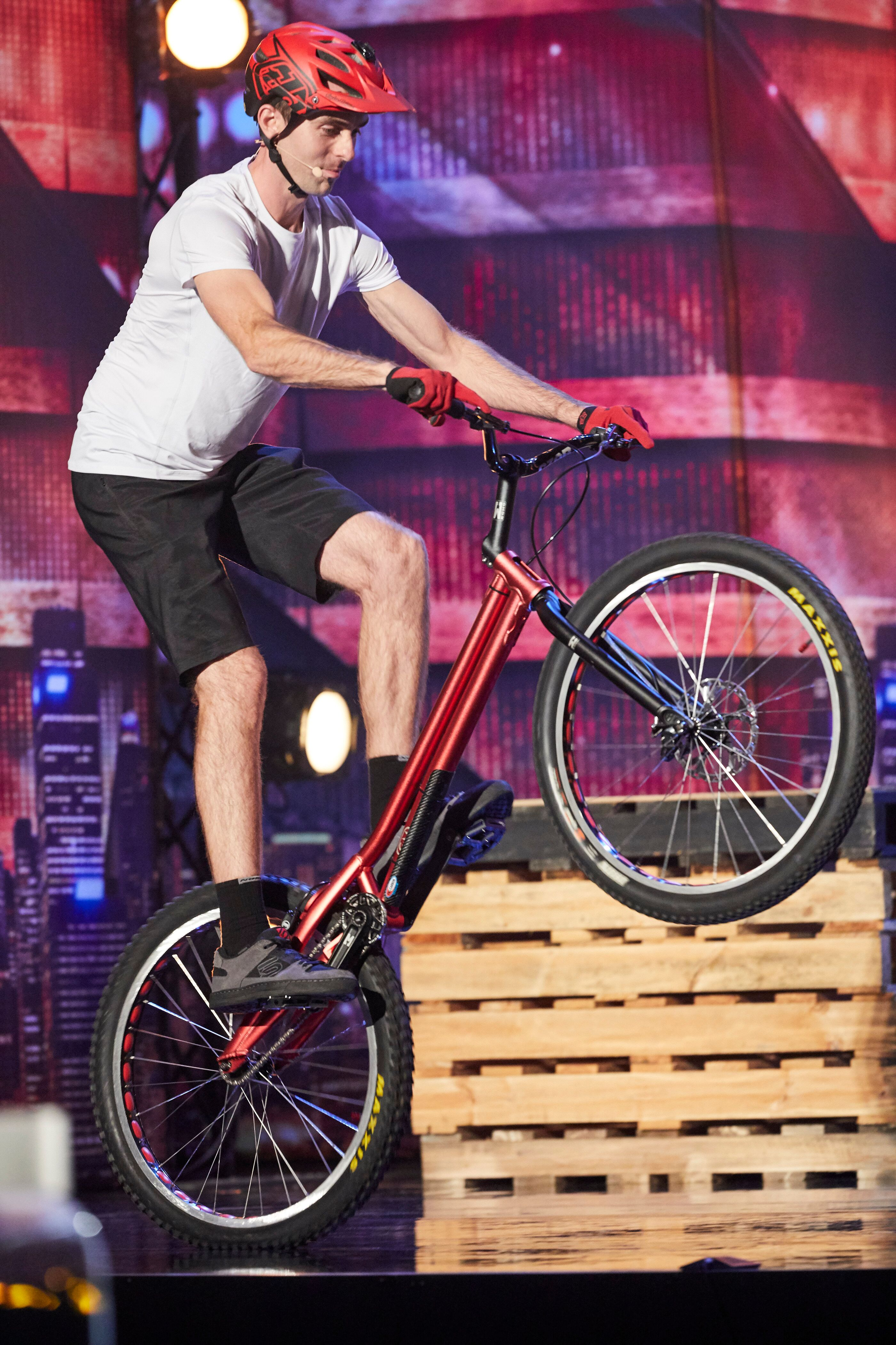 Australia's Got Talent goes for a ride