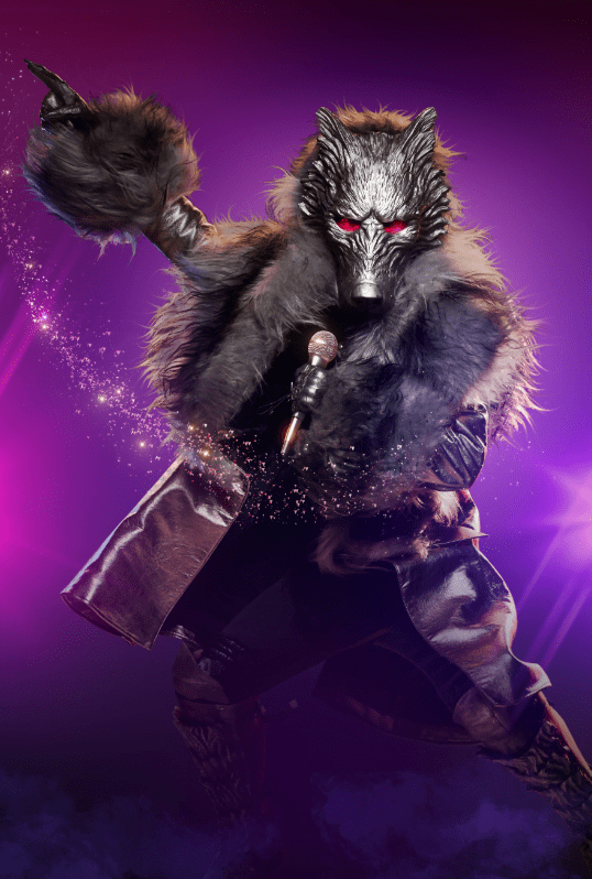 Masked Singer releases Wolf clue