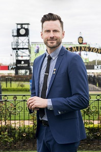 Dave Thornton joins Melbourne Cup coverage