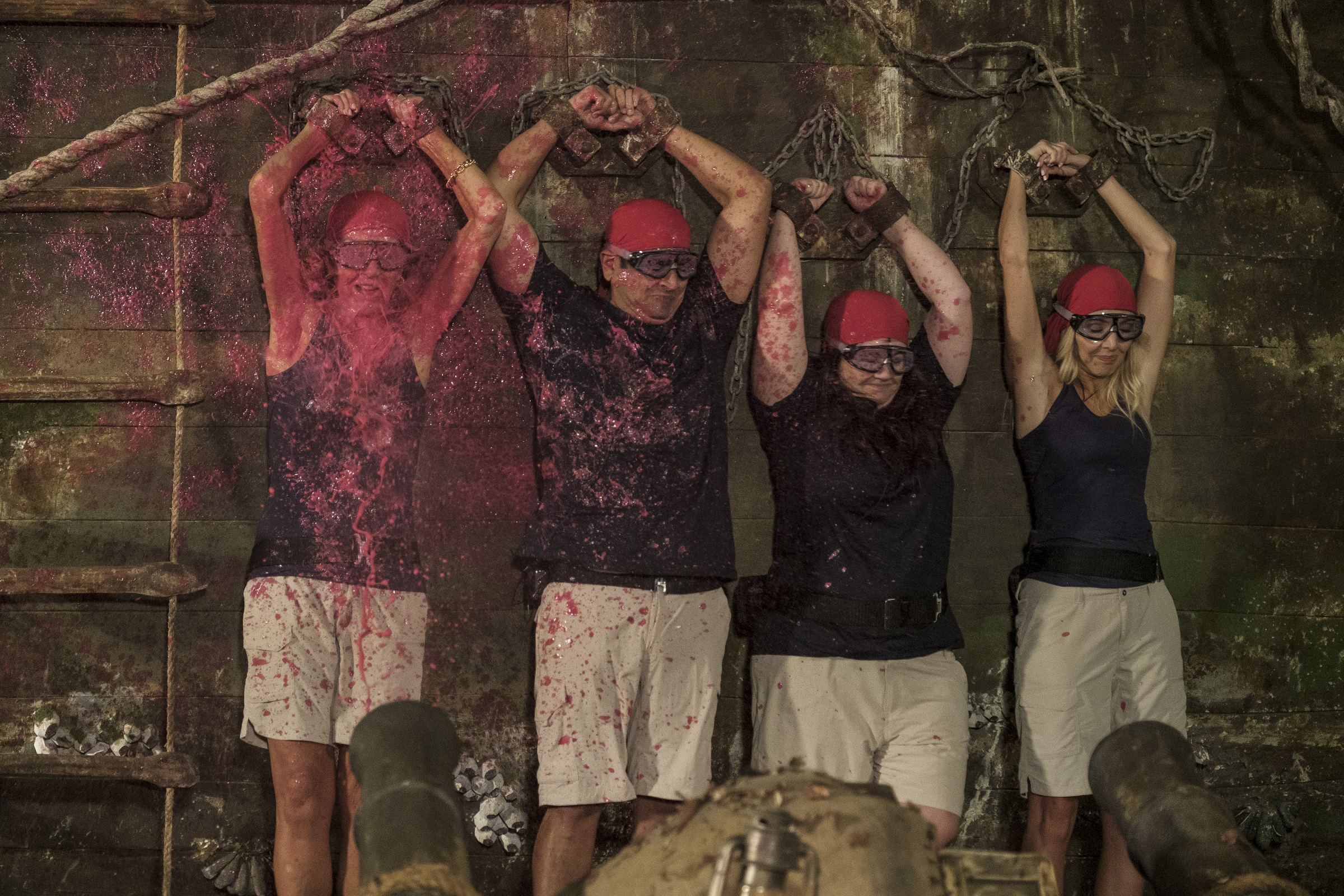 It's Terror, Tears And Triumphs As I'm A Celebrity…Get Me Out Of Here! kicks off