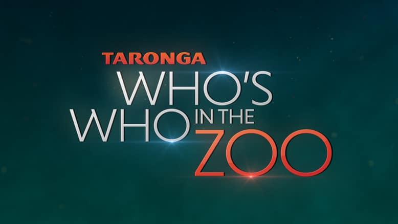 Taronga: Who's Who in the Zoo May 27