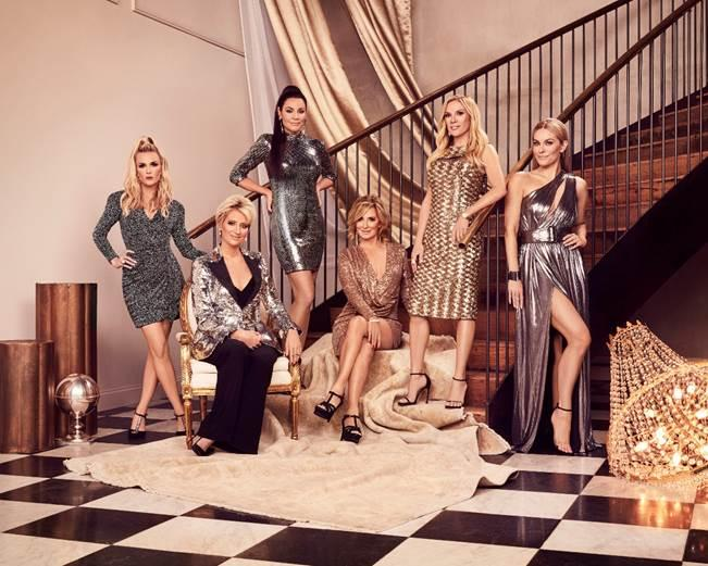 The Real Housewives of New York City returns to Arena
