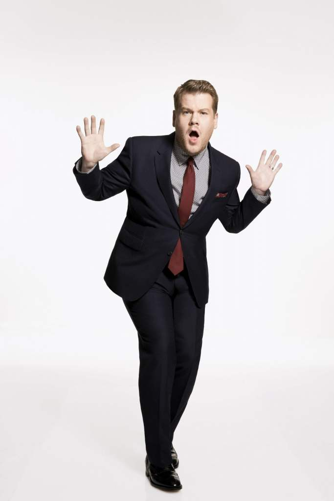 Don't Leave Home! James Corden Is Bringing The Stars To You.