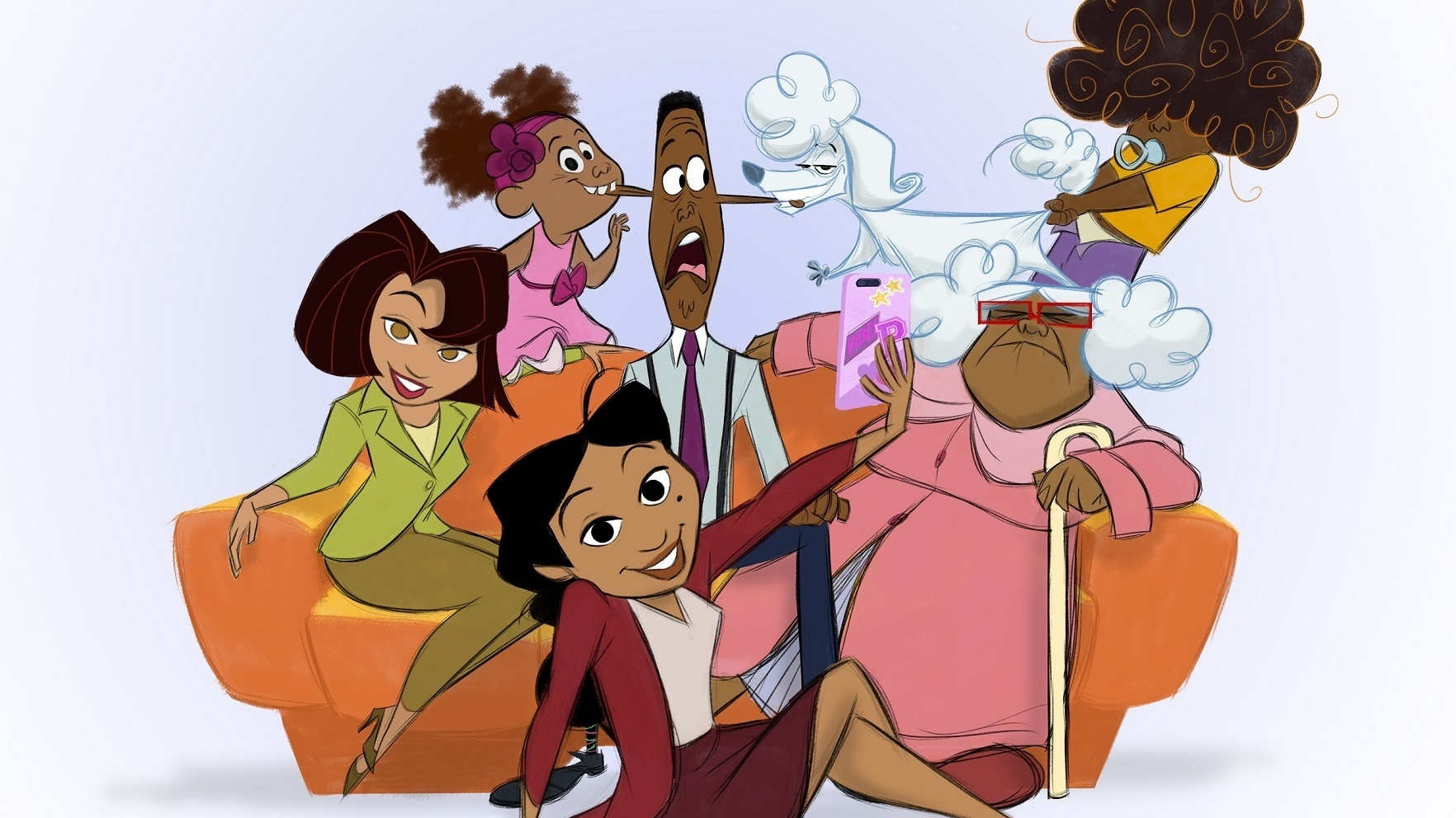 Disney+ announces The Proud Family: Louder and Prouder