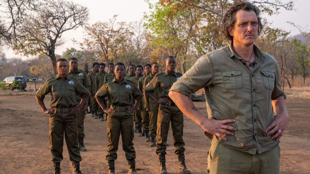 Akashinga: The Brave Ones comes National Geographic this weekend